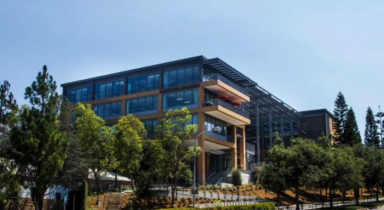 UCI Division of Continuing Education Facility